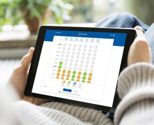 Ultrad smart radiator control app