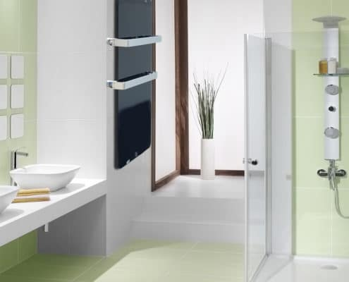 bathroom electric radiator