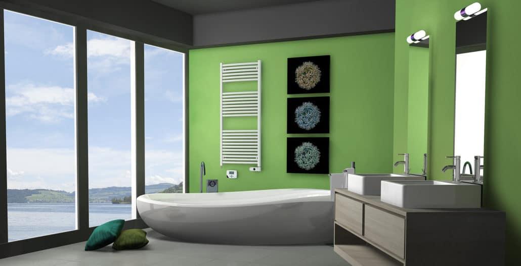 te - heated towel rails